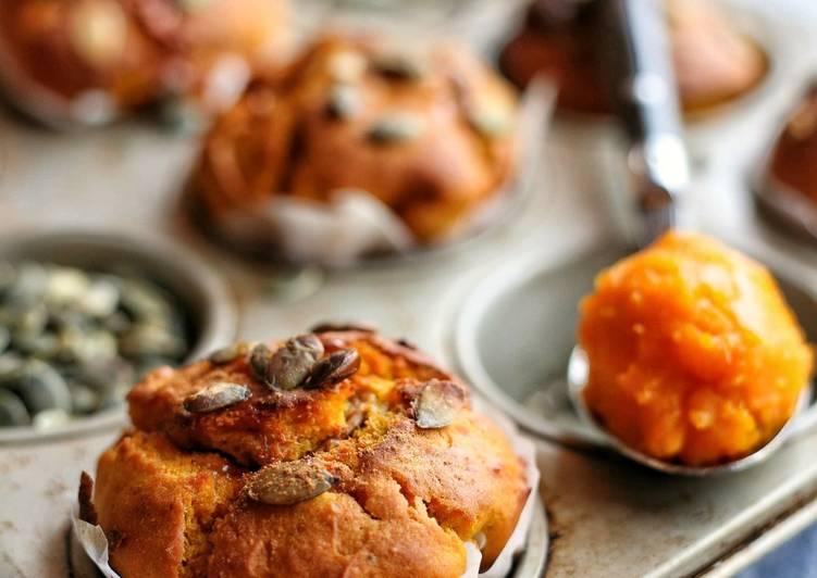 Muffins Pumpkin Spice