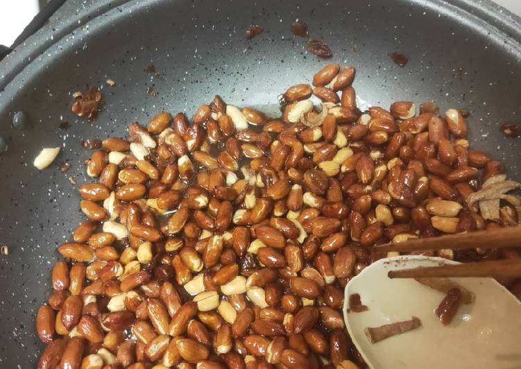 Easiest Way to Make Perfect Fried peanuts