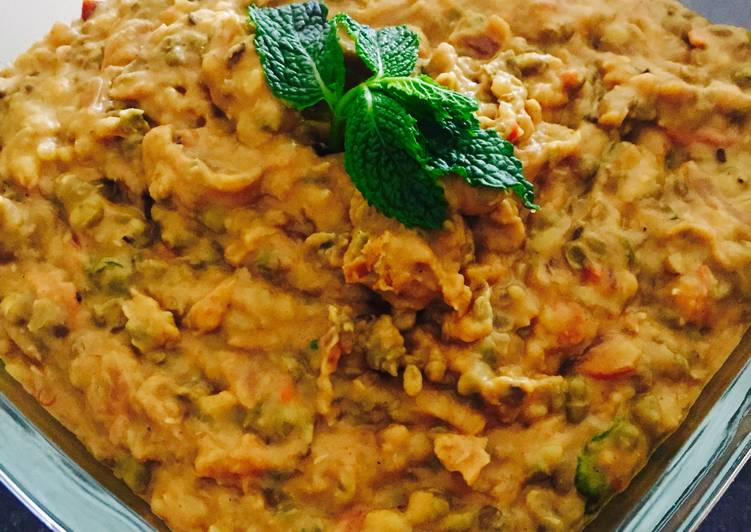 How To Learn Green Gram Dhal Curry