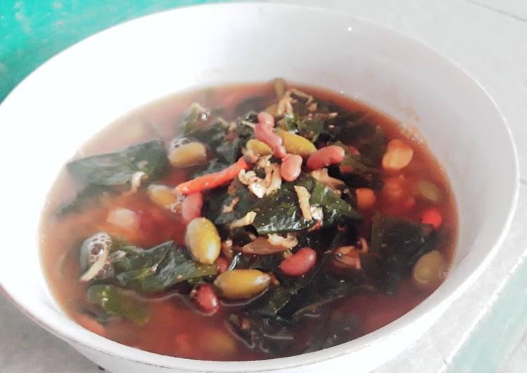 Masak asam tangkil kacang buncis kaur bengkulu