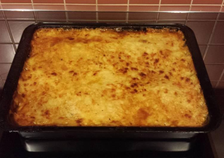 Lasagna (Pasta Free)