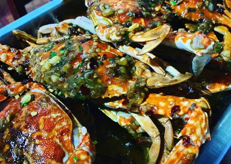 How to Make Appetizing Soda Pop Seafood Series – Sweet & Spicy Buttered Crabs