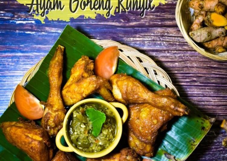 Ayam Goreng Kunyit