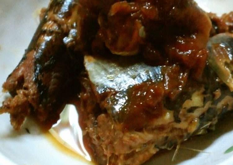 Steps to Make Speedy Simmered Sardines and Umeboshi