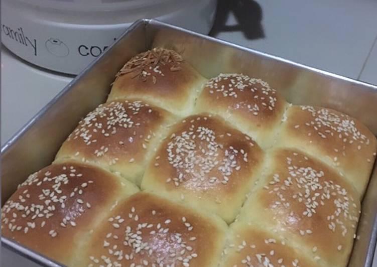 Bagaimana Menyiapkan Roti sobek nutella Anti Gagal