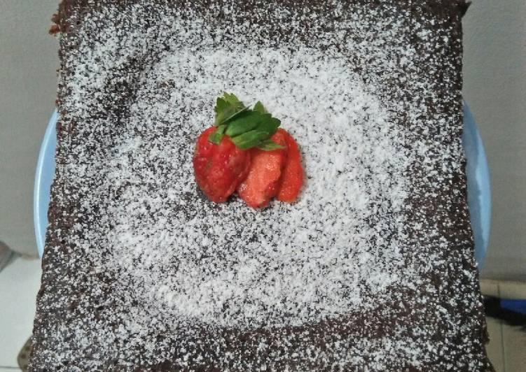 Brownies Kukus anti Gagal, Lembut dan enak