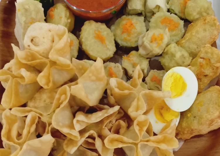 Resep Batagor siomay yang Menggugah Selera