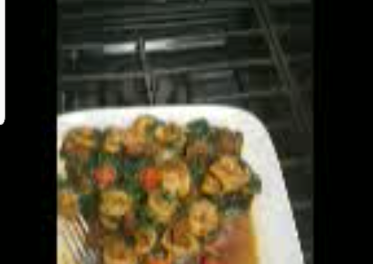 Spinach medley w/shrimp, Learn The Truth On Superfoods