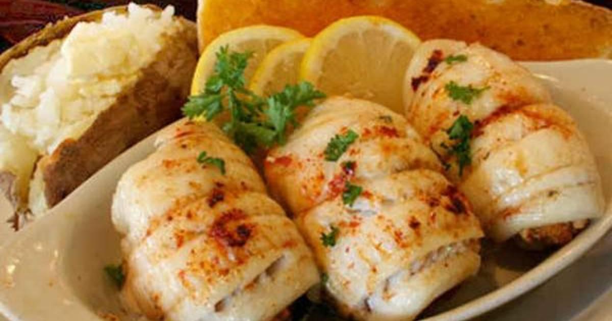 Рыбные рулеты рецепты с фото