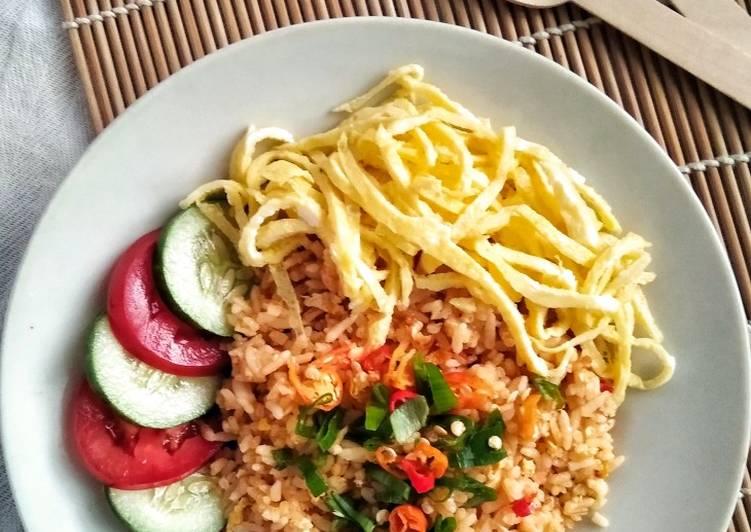 Resep Nasi Goreng Terasi yang Enak Banget