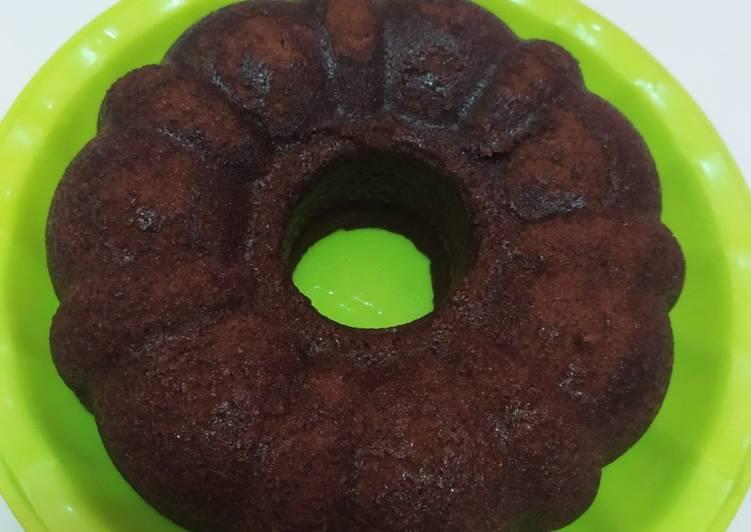 Brownies Kukus Chocolatos (takaran sendok)