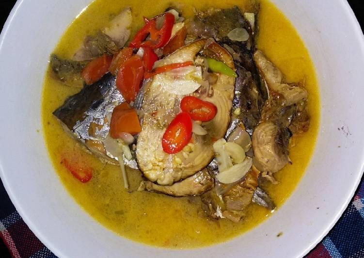 Sop Ikan Tongkol