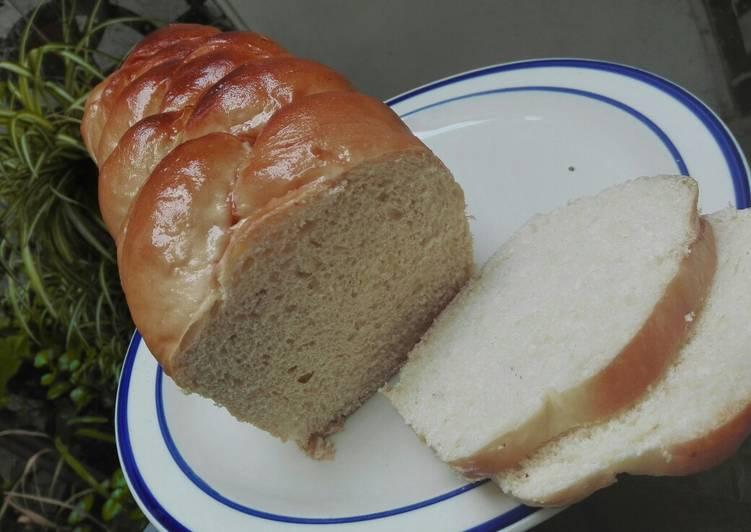 Pan brioche con técnica japonesa😎