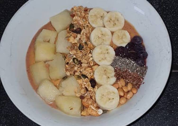 Summer Smoothie Bowl Recipe