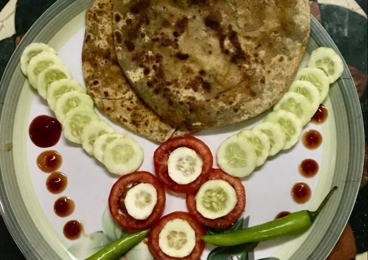 50+ Dinner Ideas Fall Namak mirch ka paratha