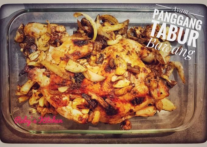 Ayam Panggang Tabur Bawang