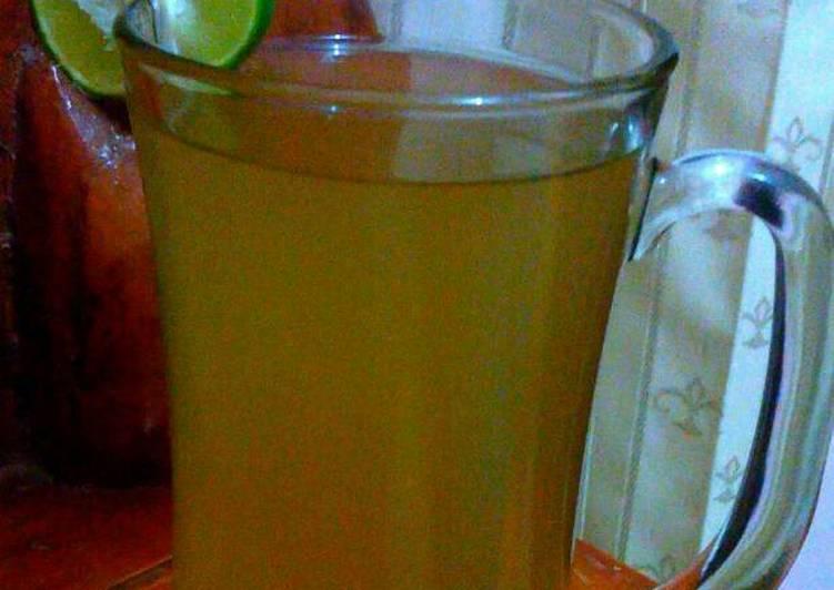 Resep Minuman Jeruk Nipis Dan Madu Tj Oleh Wattini Kitchen Cookpad