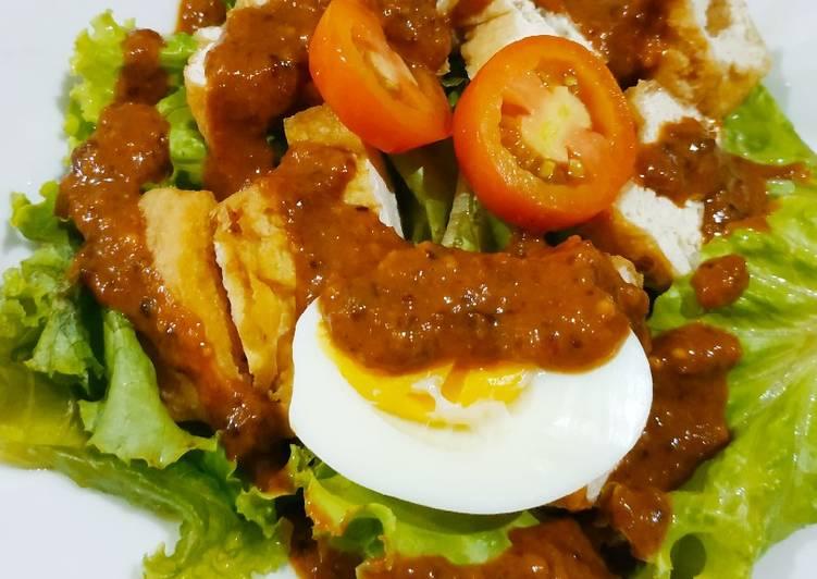Salad tahu marem