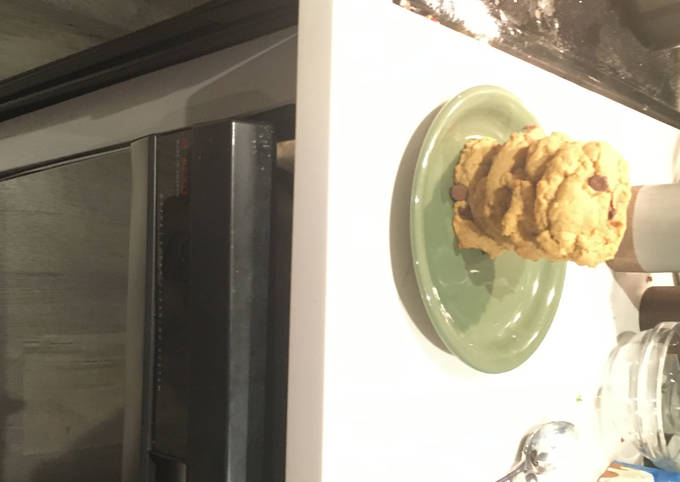 Cookie birthday tower for Haiydn