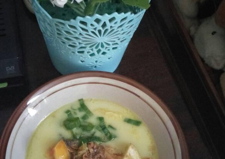 Soto Betawi Fiber cream lezatos