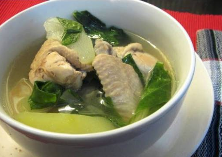 Recipe: Good Tinolang Manok