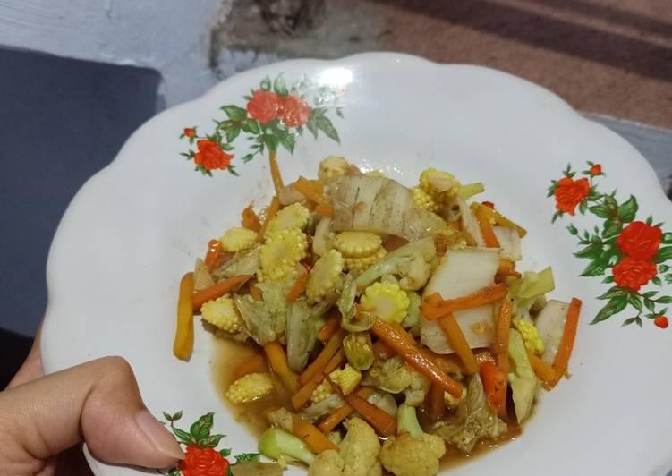 Resep Tumis Sayur Anak Kos Oleh Delanuf Cookpad