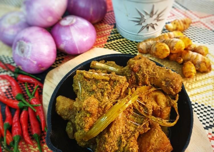 Rendang Ayam Pencen - velavinkabakery.com