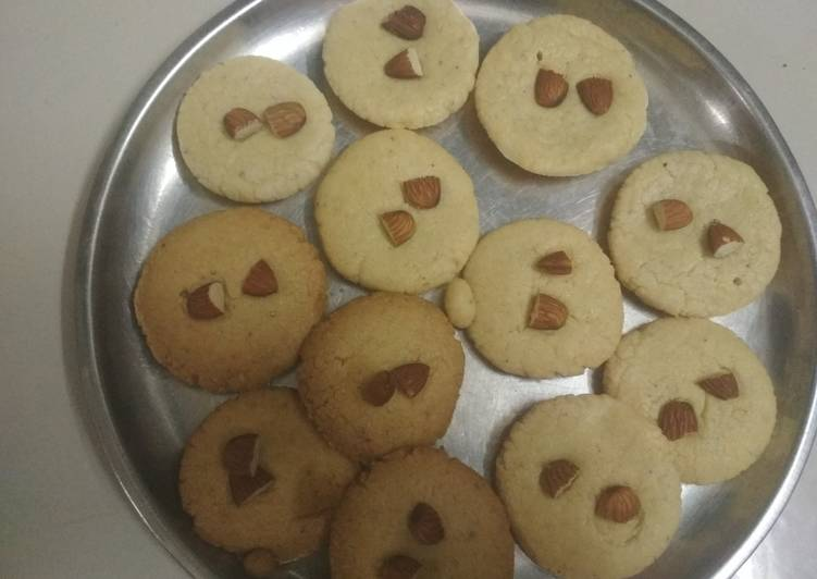 Non junk snacks, Home made biscuits!!