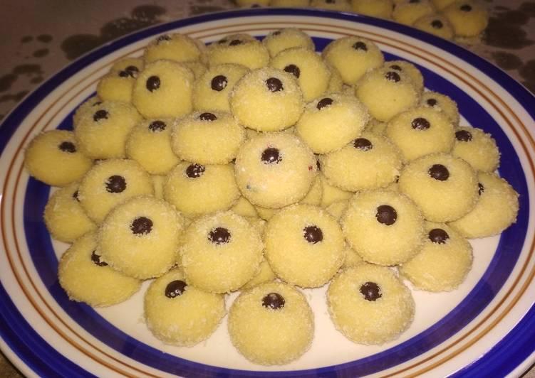 Kue monde (janda genit) - cookandrecipe.com