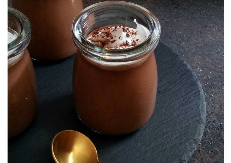 Chocolate Panna Cota