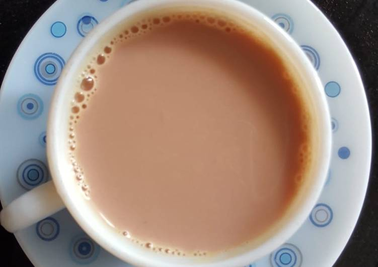 Pink tea/gulabi chai/sheer tea