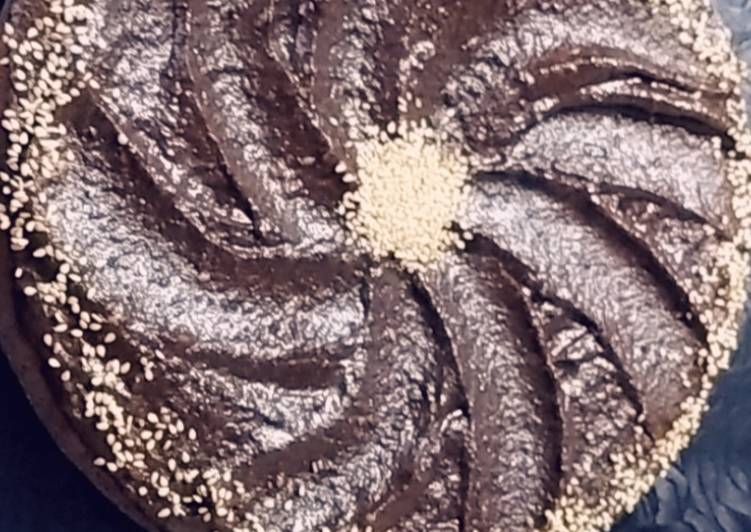 How to Make Award-winning Healthy cake with date paste😍