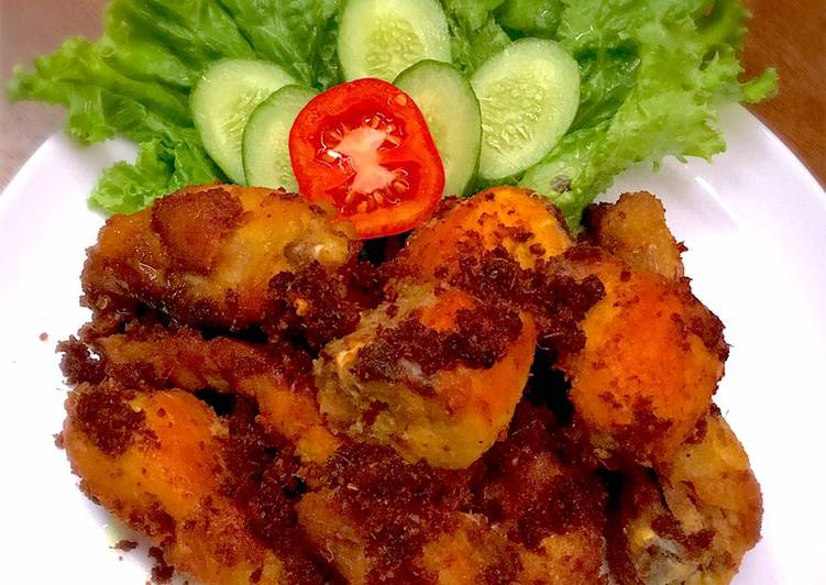 Resep Ayam Goreng Lengkuas yang Lezat Sekali