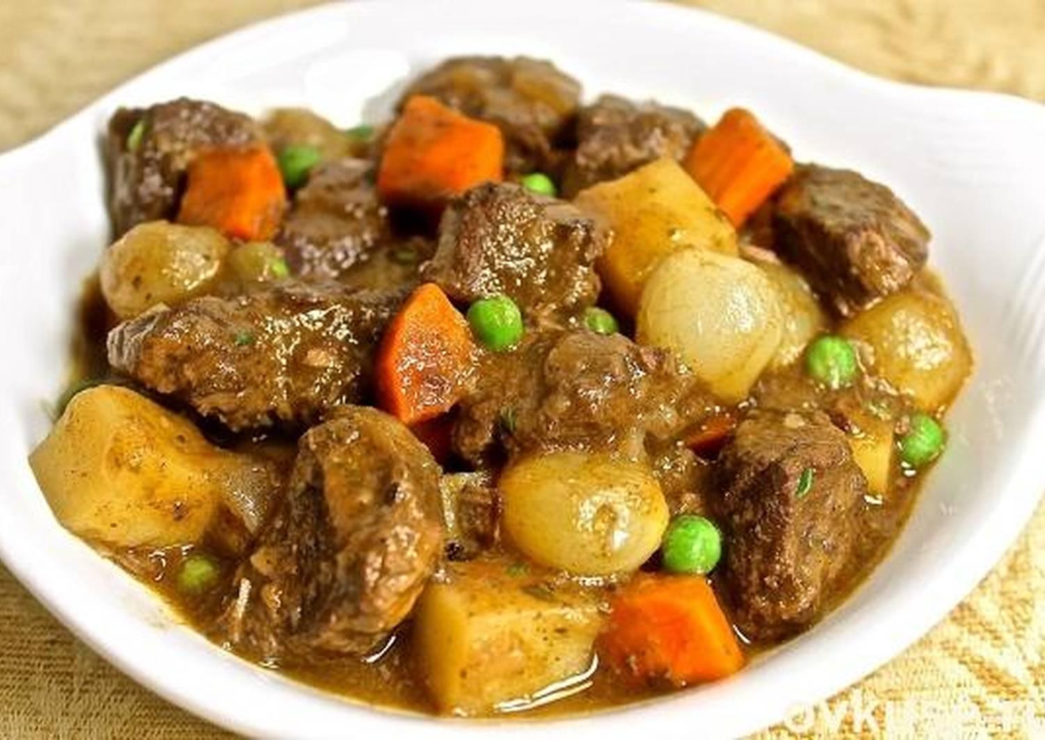 простые блюда из баранины рецепты с фото это новогоднее