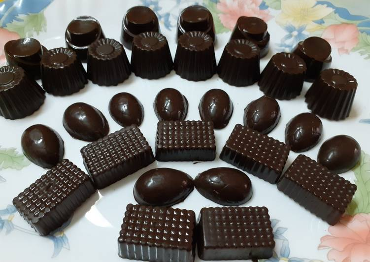 Easiest Way to Prepare Perfect Homemade chocolate