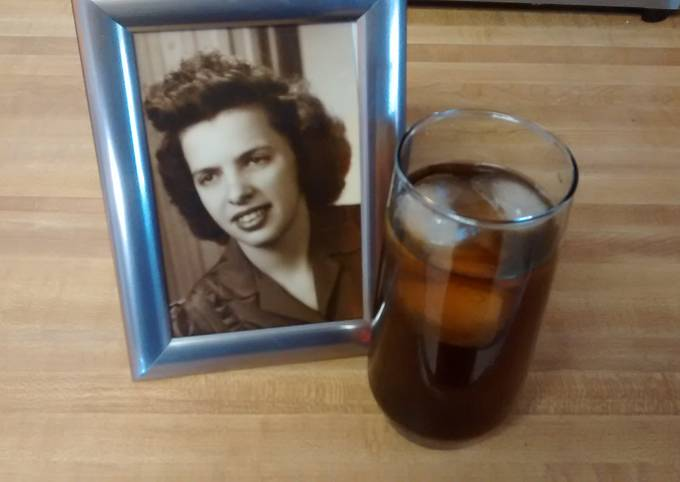 TL 's Plantation Almond Iced Tea