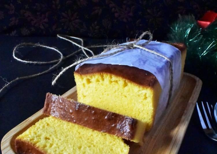 Easiest Way to Make Quick Custard Powder Cake