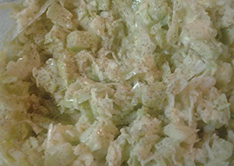 How to Prepare Appetizing Coleslaw II