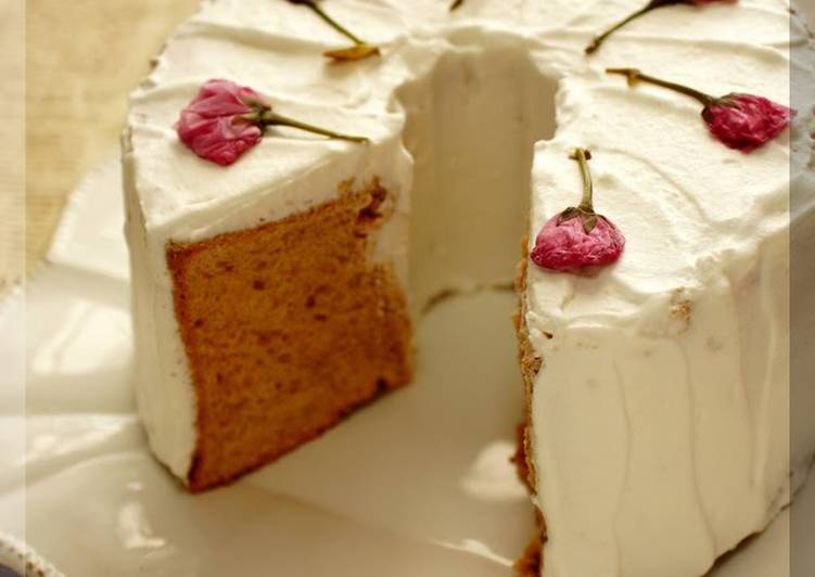 Deciding On The Best Foods Can Help You Stay Fit As Well As Healthy Sakura Chiffon Cake