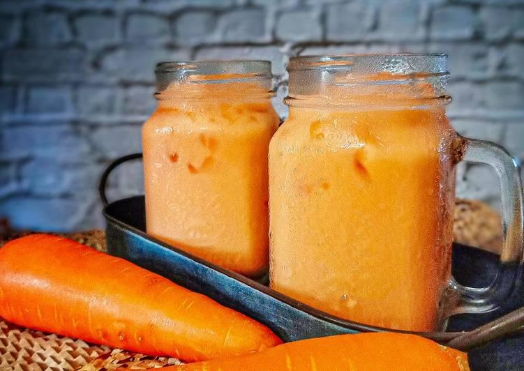 Jus Carrot - resepipouler.com