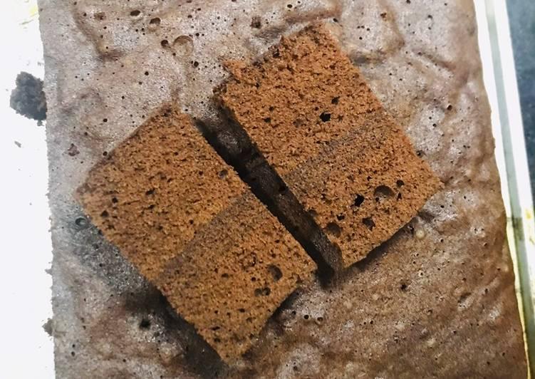 Brownis / Brownies / Bronis Kukus Mudah