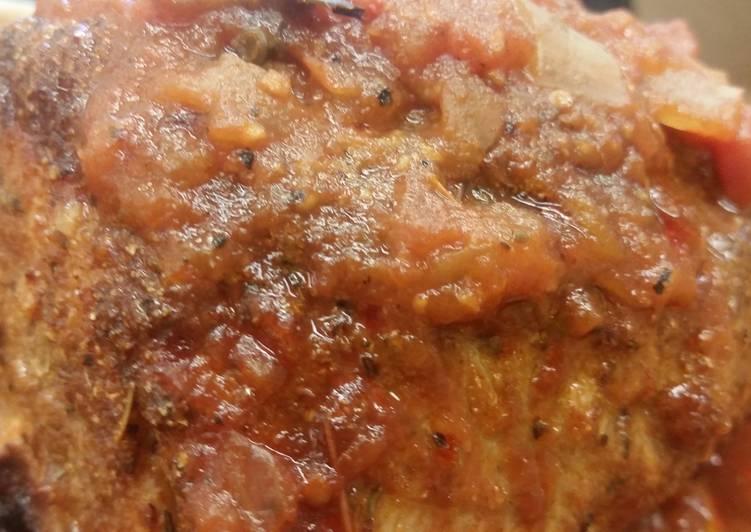 Recipe: Appetizing Coriander Pork Roast