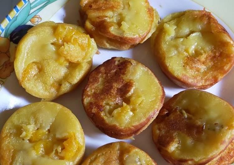 Roti pisang Banjar 🍌🍌