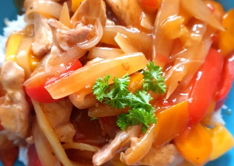 Easiest Way to Make Award-winning Sweet and sour pork
