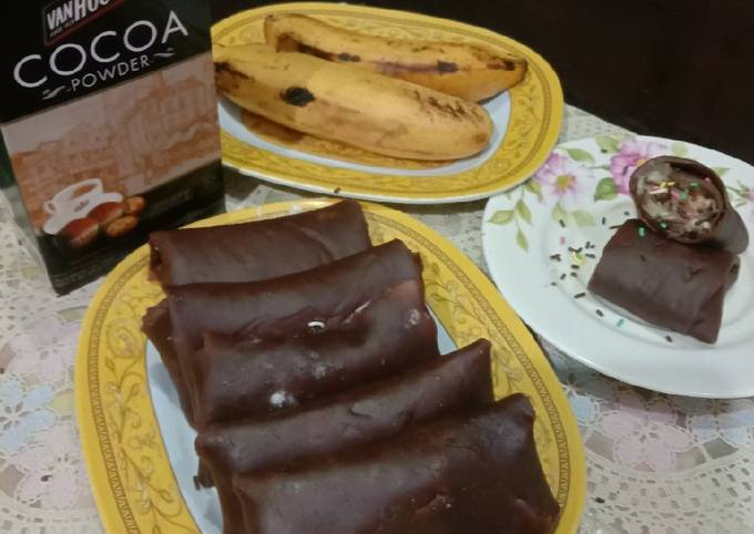Cara Mudah Memasak Dadar Gulung Coklat Isi Pisang Anti…
