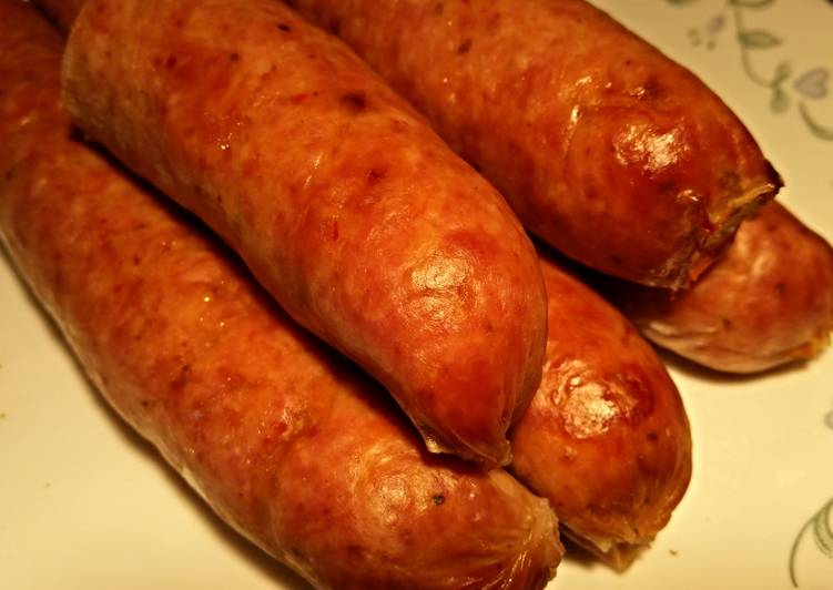 The Food Items You Pick To Consume Are Going To Effect Your Health Homemade Italian Sausage