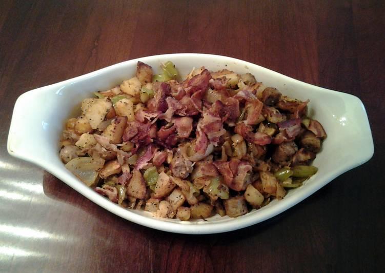 Recipe: Tasty Home Fries My Version