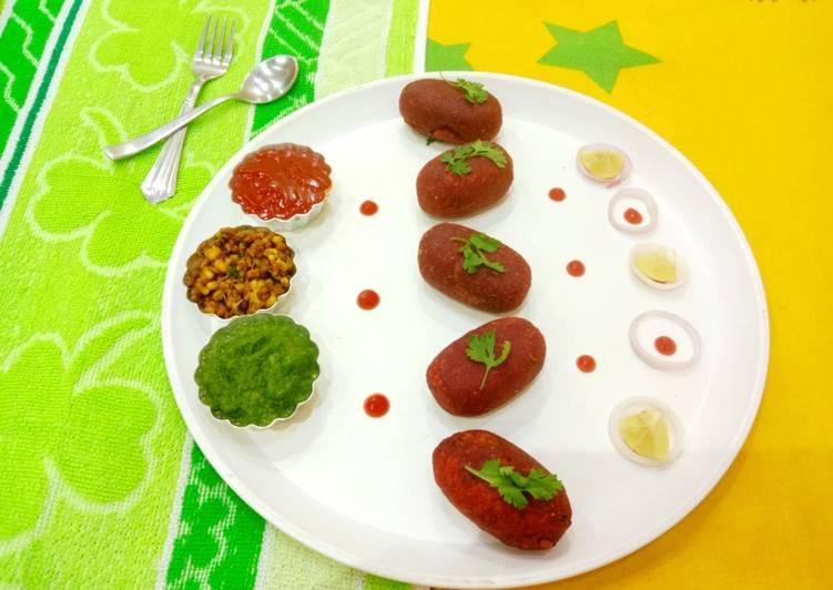 Recipe of Speedy Daliya sprouts roll