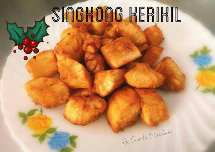 Singkong Kerikil ^^