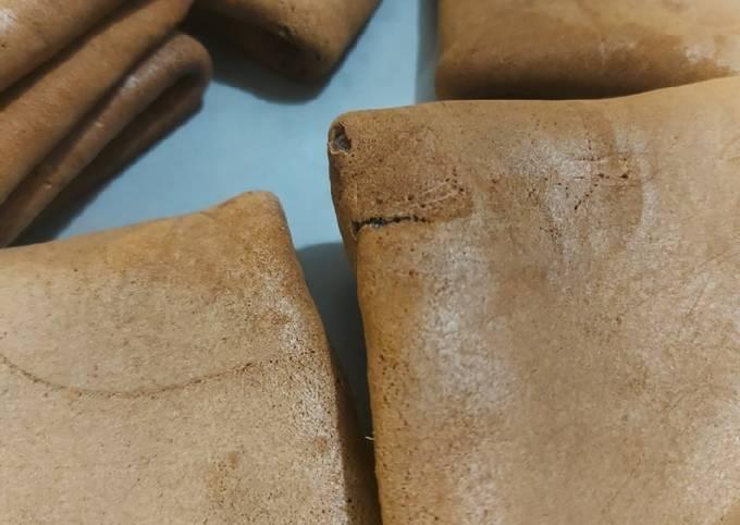 Crêpes au cacao et get31 sans lait
